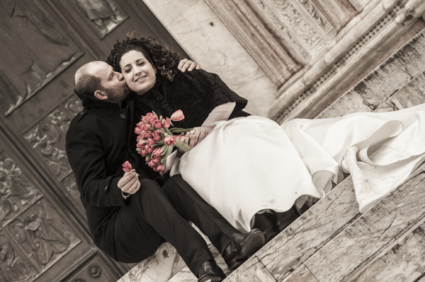 Wedding in Siena